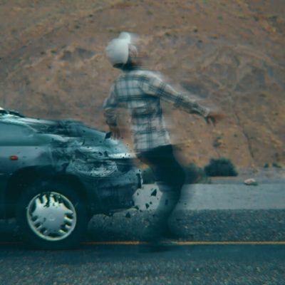 آموزش ساخت صحنه تصادف با ماشین در افترافکت