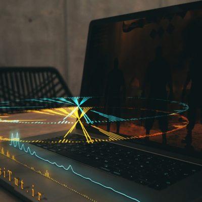 آموزش ساخت اکولایزر سه بعدی در محیط با افترافکت